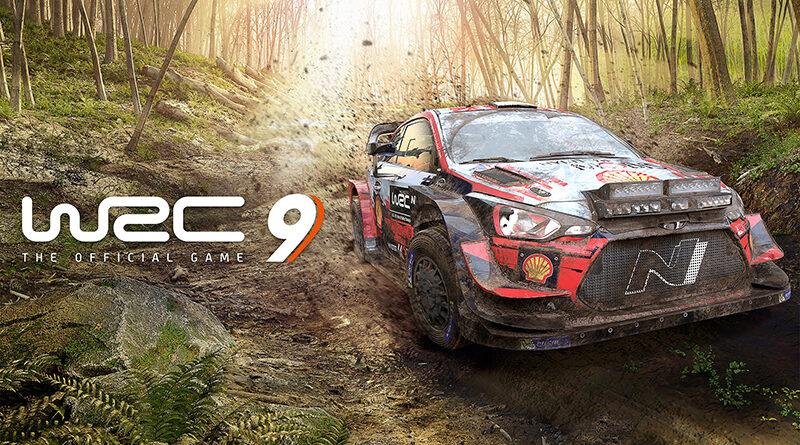 WRC 9 Game impressions