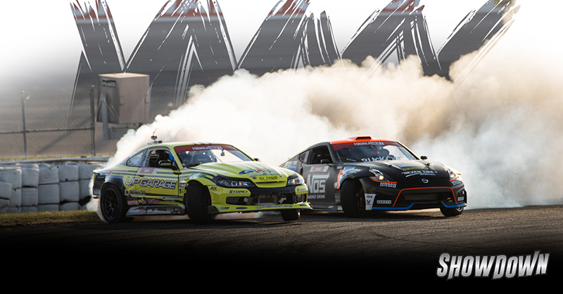 Formula Drift Texas 2020 livestream graphic