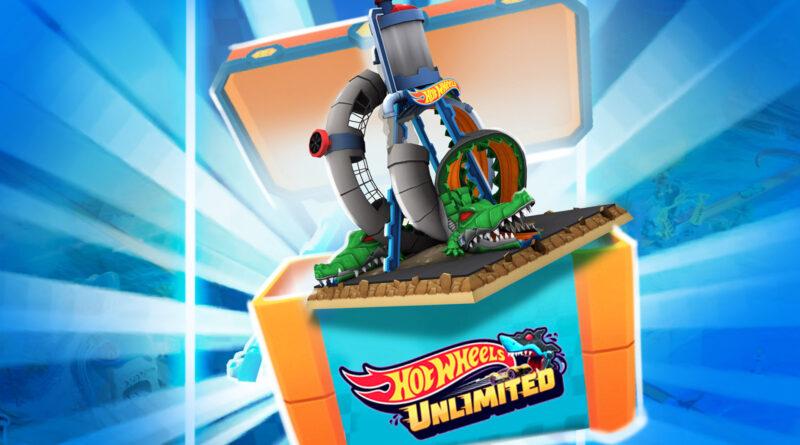 Hot Wheels Unlimited Mobile Game unlockable items screenshot
