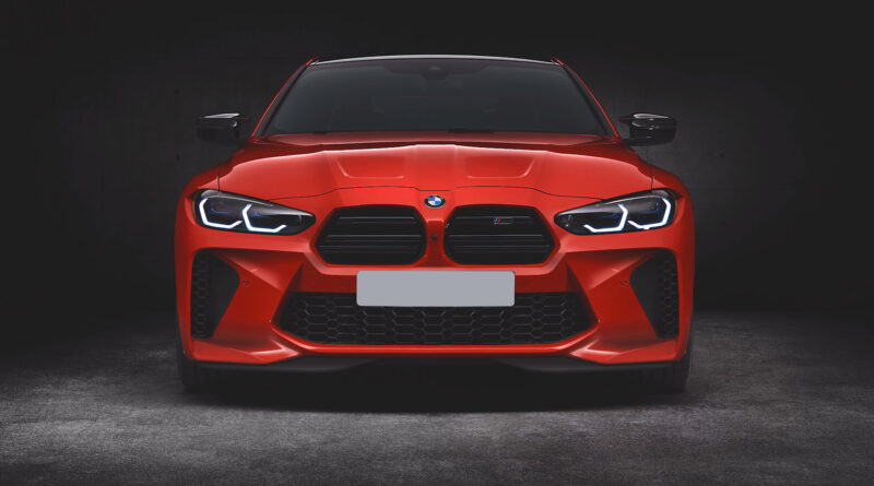 German tuning and design house Prior Design is experimenting with BMW M4 front bumper redesigns