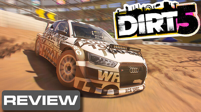 DIRT 5 Review for Xbox One X