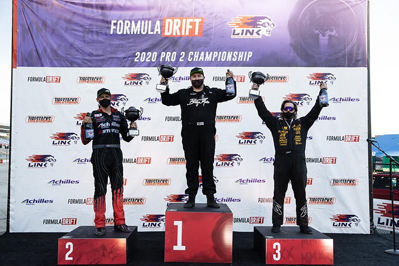 Formula Drift Texas Pro 2 Podium
