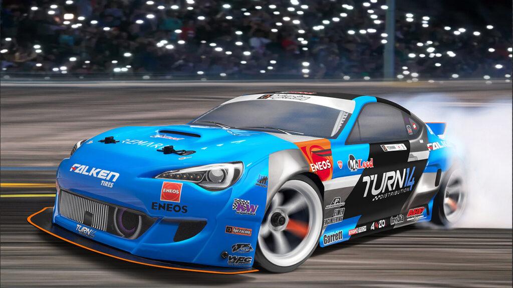 HPI Racing Dai Yoshihara R/C Drift Car