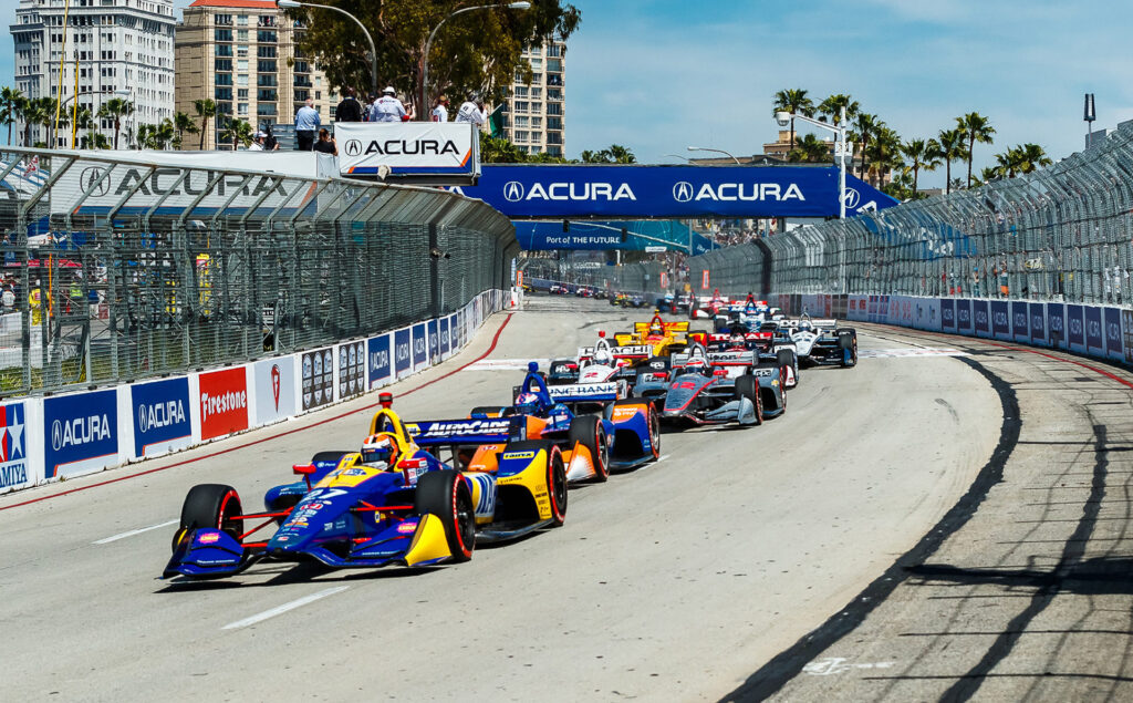 The Acura Grand Prix Of Long Beach is moving to September in 2021