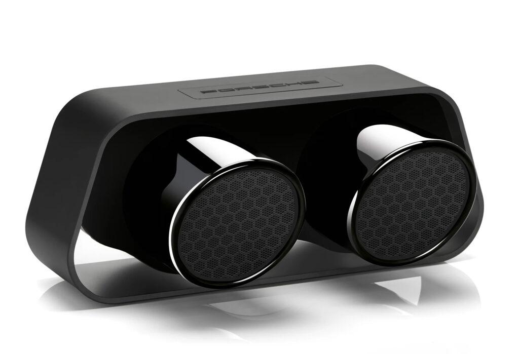Porsche Design exhaust Bluetooth speaker