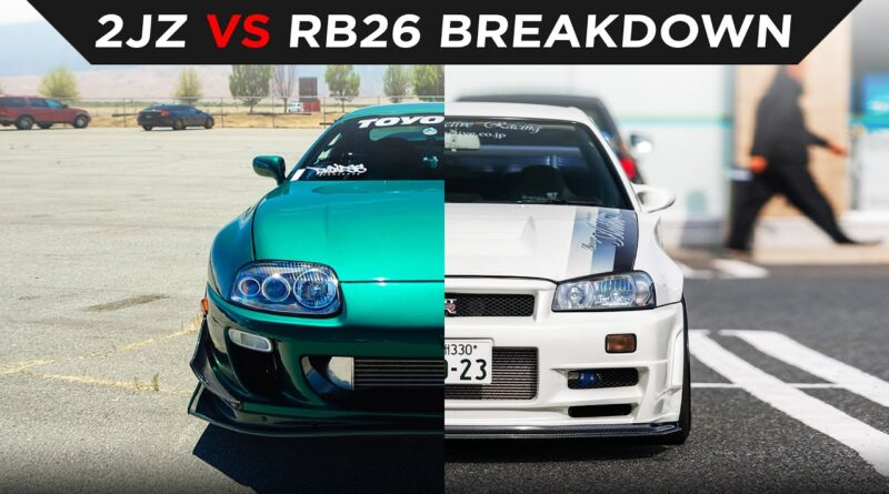 Kenji Sumino of GReddy Performance shares his thoughts about the 2JZ vs RB26 debate in a video presented by Toyo Tires