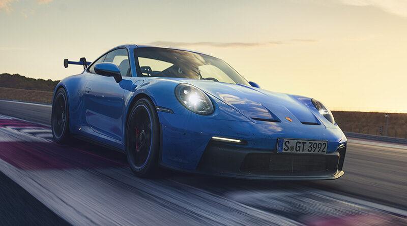2022 Porsche 911 GT3 revealed