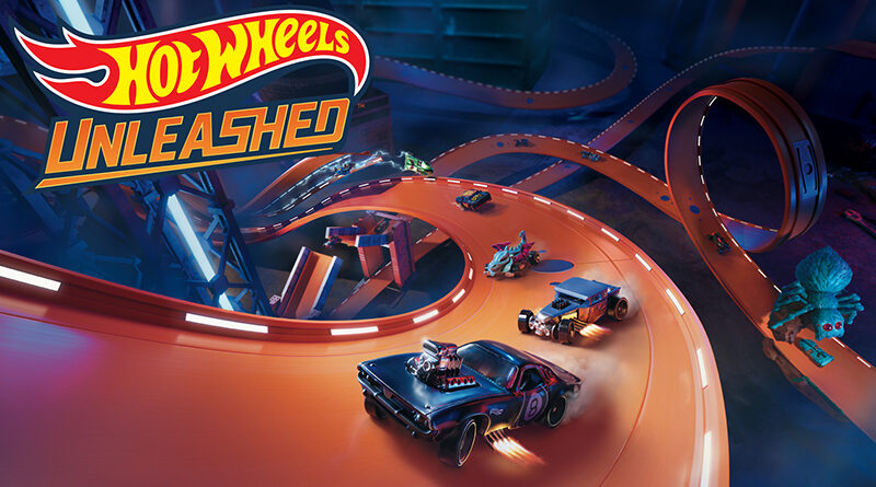 Hot Wheels Unleashed video game revealed