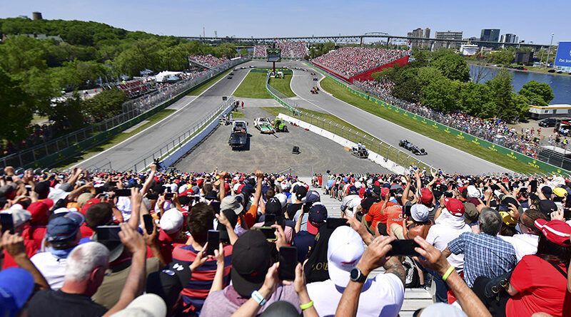 2021 Canadian Grand Prix canceled due to COVID travel restrictions in Canada