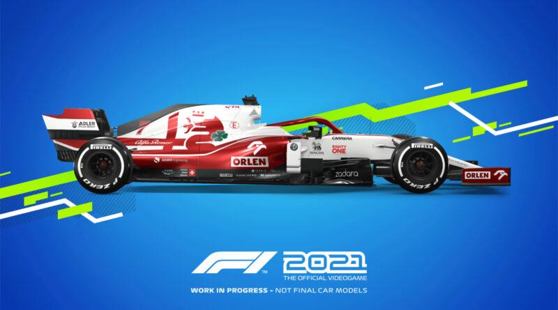 Codemasters F1 2021 Alfa Romeo
