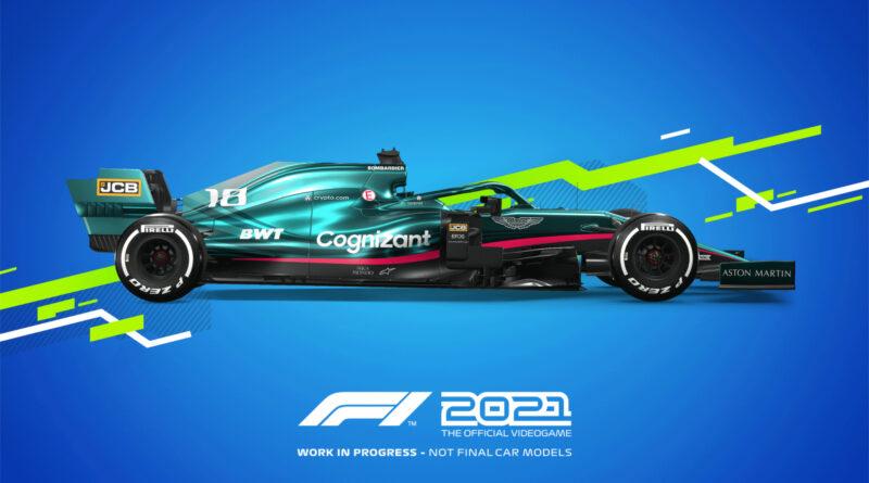 Codemasters F1 2021 Aston Martin