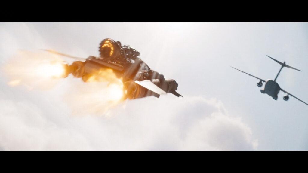 F9 official trailer 2 rocket powered Pontiac Fiero