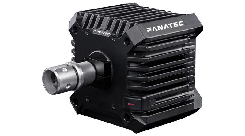 Fanatec CSL DD wheel hub