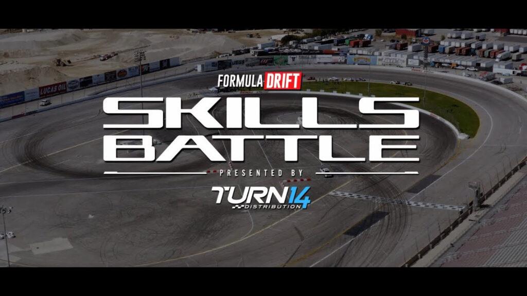 Formula Drift Skills Battle 2021