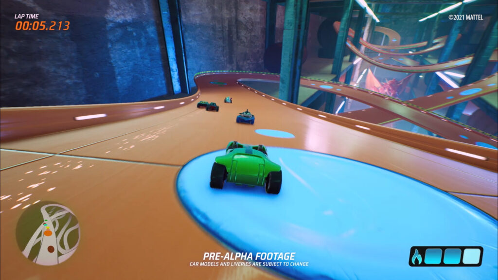 Hot Wheels Unleashed gameplay trailer screen shot