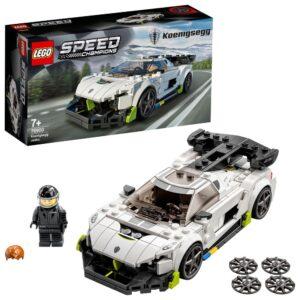 LEGO Speed Champions Koenigsegg Jesko. Set 76900