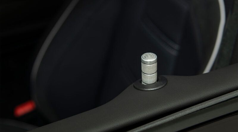 Brabus 800 interior door lock pin