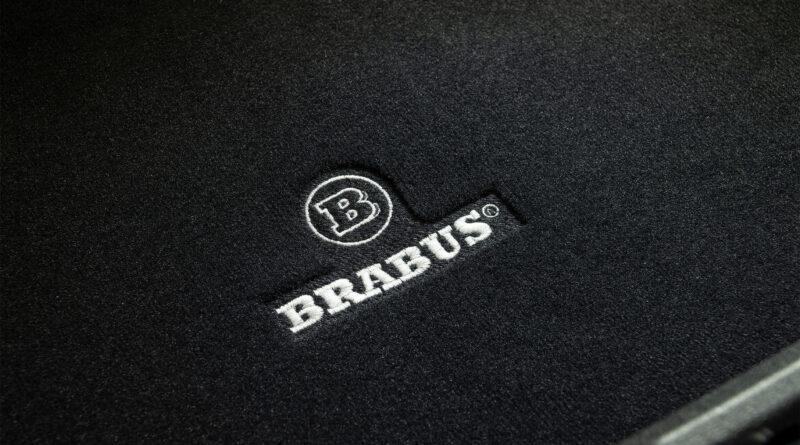 Brabus 800 interior floor mat