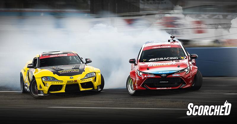 2021 Formula Drift Round 2 Orlando Livestream.