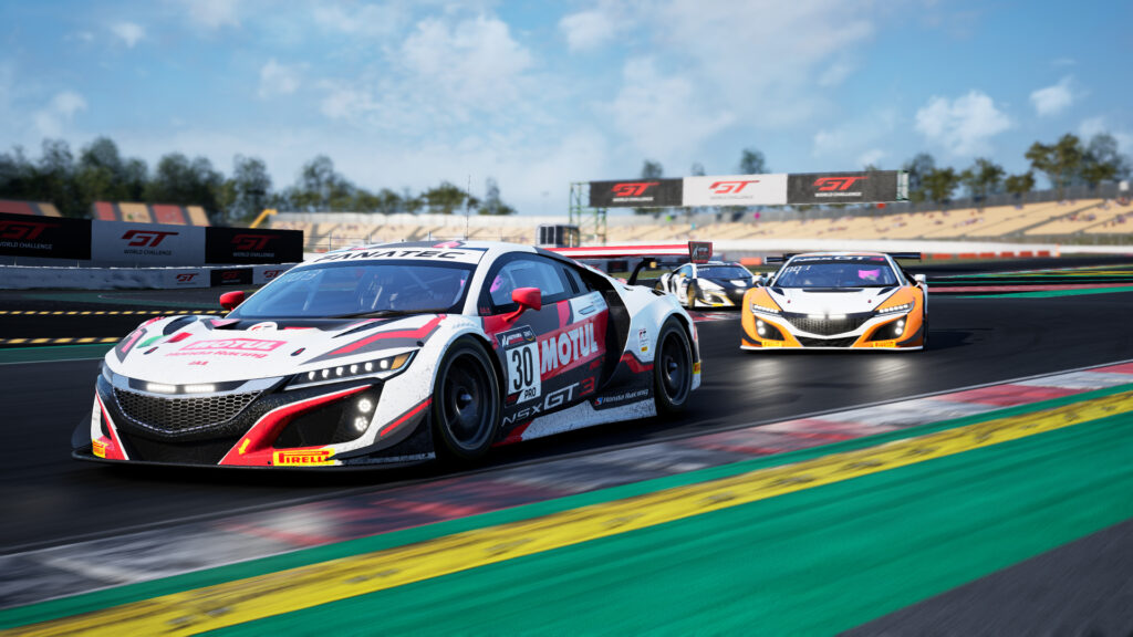 HPD JAS Esports Pro Team is searching for new drivers in the Assetto Corsa Competizione racing game