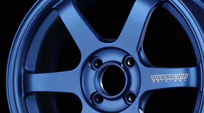 TE37 SONIC MD/B wheels