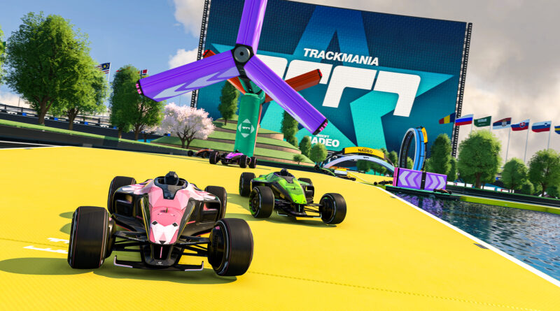 Trackmania Royal Mode announced at Ubisoft Forward during E3 2021