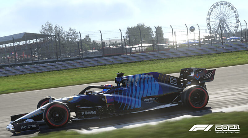 Codemasters F1 2021 Features trailer released
