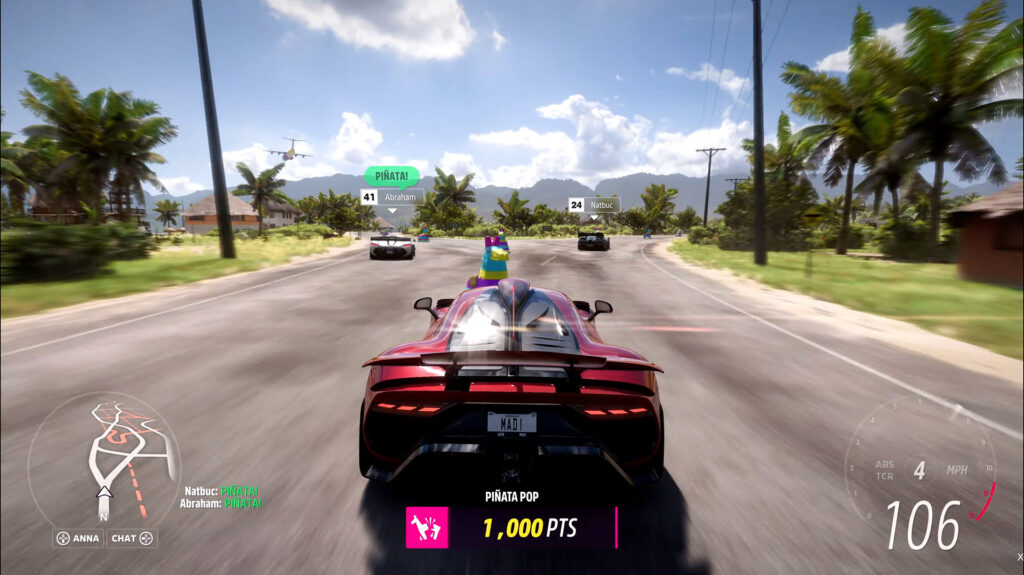 Forza Horizon 5 Arcade Mini game Pinata Pop