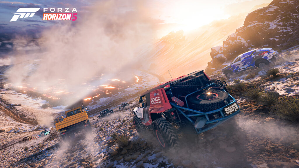 Forza Horizon 5 officially revealed during the Xbox & Bethesda showcase on June 13th, 2021