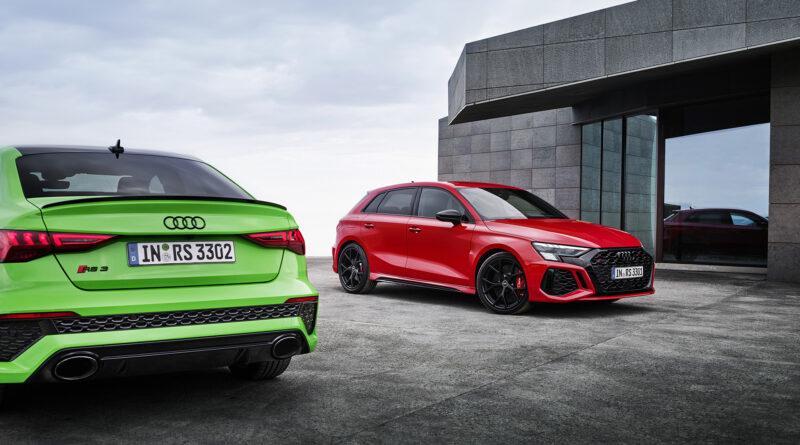 2022 Audi RS 3 Sportback / Audi RS 3 Sedan