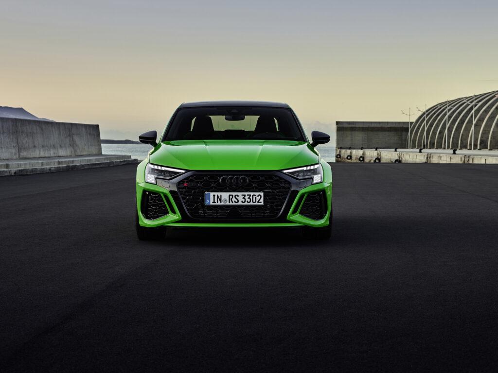 2022 Audi RS 3 Sedan front view