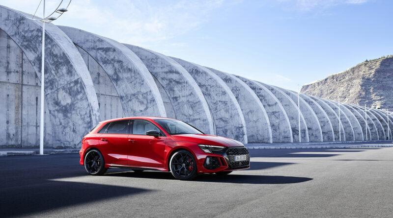 2022 Audi RS 3 Sportback.