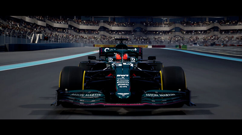 Codemasters F1 2021 Braking Point review