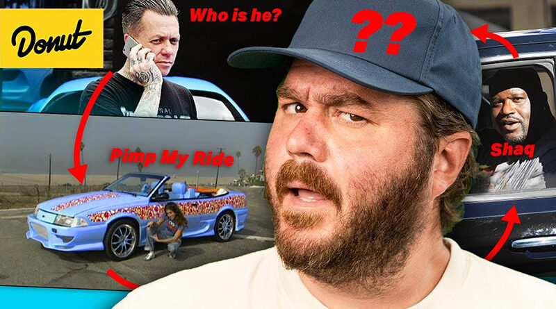 Up To Speed episode featuring West Coast Customs