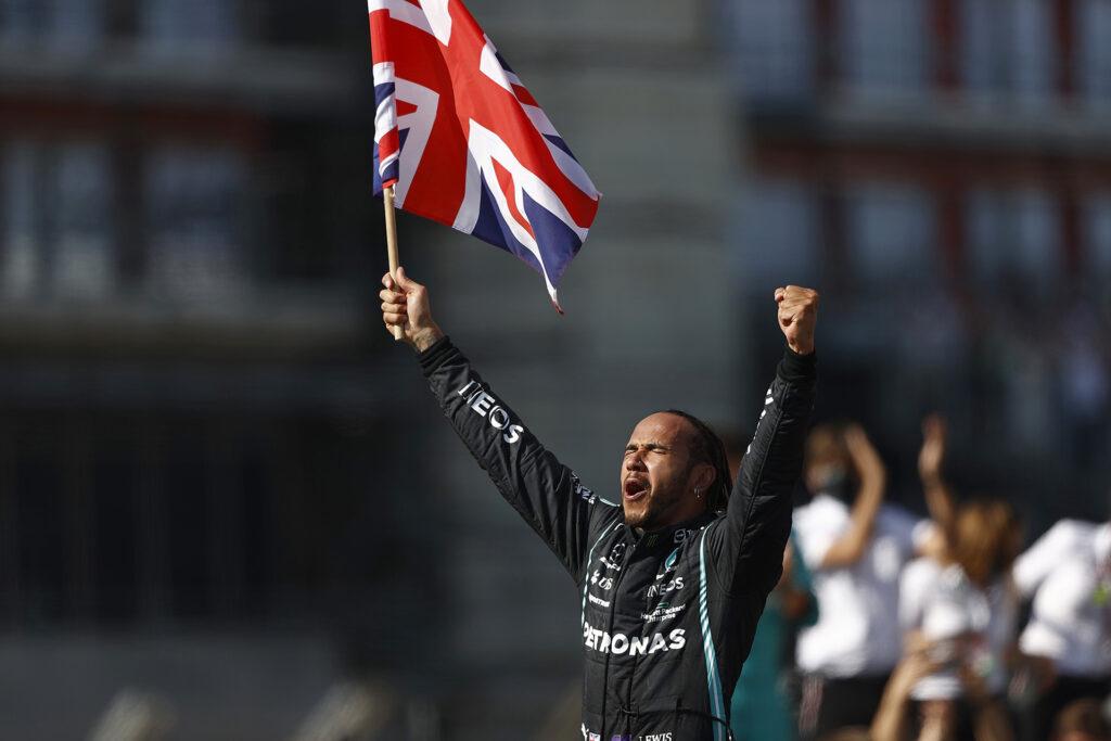 Lewis Hamilton wins 2021 British GP