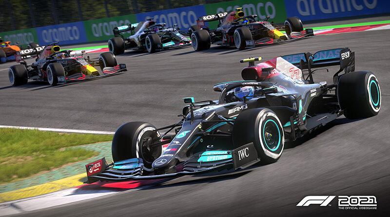 Codemasters F1 2021 launch trailer