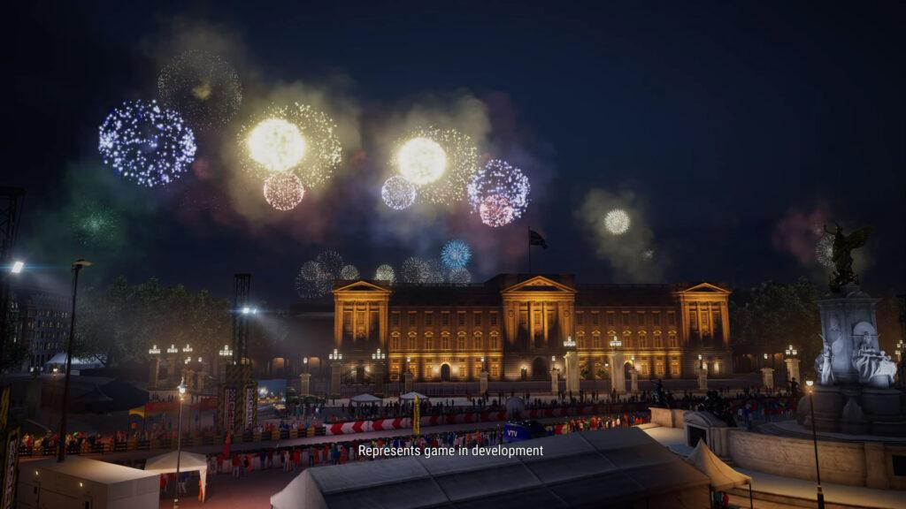 GRID Legends London screenshot