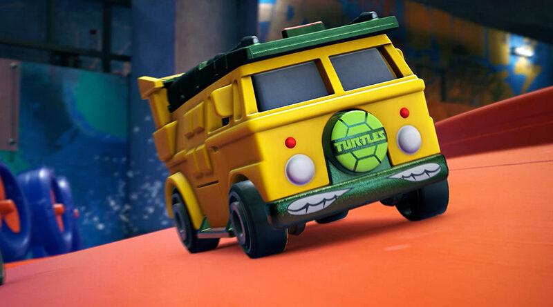 Hot Wheels Unleashed die-cast trailer