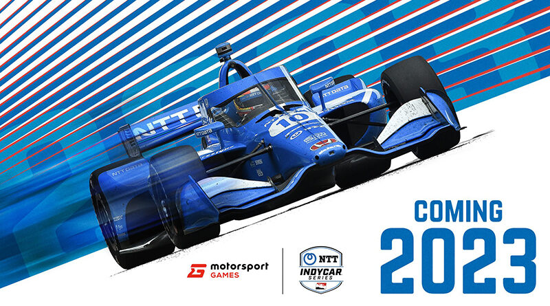 Motorsport Games announces that they will develop an official Indy Car game set to release in 2023