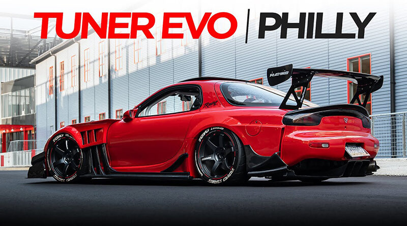 Tuner Evolution Philly 2021 video by Toyo Tires