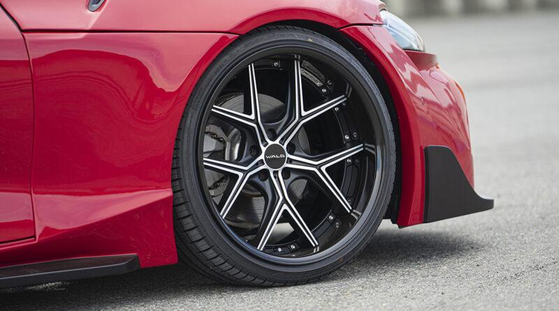 WALD Sportsline Body Kit for the Toyota GR Supra